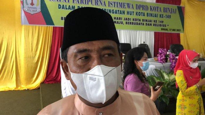 Wali Kota Binjai Siapkan Program 100 Hari Kerja, Termasuk Pembenahan Pasar Tavip