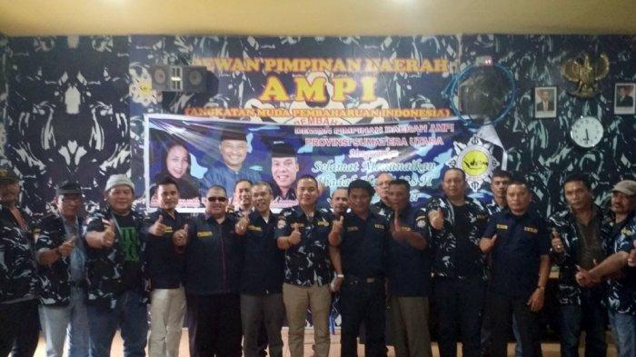 Pilgub 2018, AMPI Deklarasikan Dukungan Buat Erry-Ngogesa