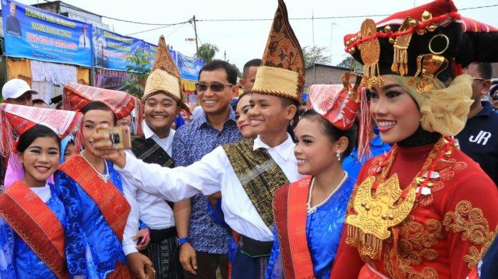 Pemuda Simalungun Bangga JR Saragih jadi Pemimpin: Beliau Penuh Kasih
