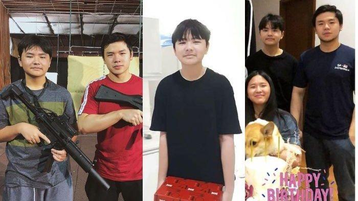 PENAMPILAN Putra Bungsu Ahok dan Veronica Tan Jadi Sorotan Netizen :Ganteng Banget, Udah Kurus