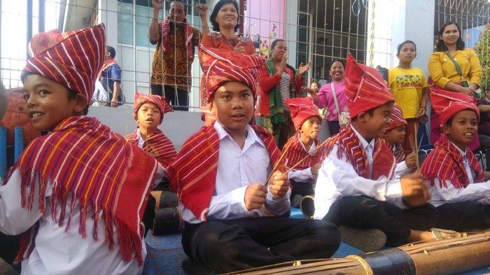 Keteng Keteng, Alat Musik Tradisional Suku Karo, Terbuat dari Bambu