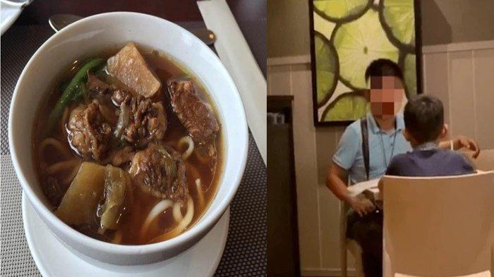 Pesan Makanan Mahal, Ekspresi Bocah Ini Berubah Murung Usai Dengar Ucapan Ayahnya, Ini Kata Netizen