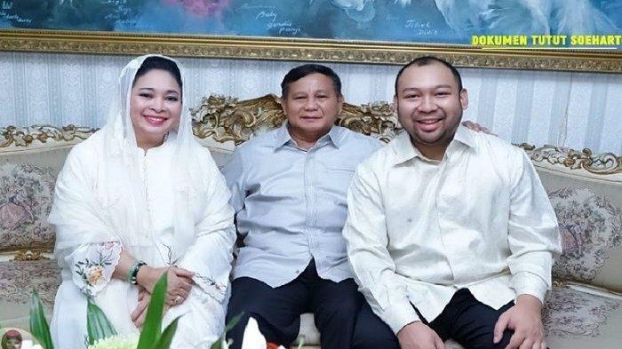 Warisi Darah Keluarga Cendana dan sang Ayah Punya Jabatan Mentereng di Kementerian, Sifat Asli Anak Prabowo Subianto yang Kini Jadi Desainer Dibongkar Penyanyi Internasional: Mengesankan
