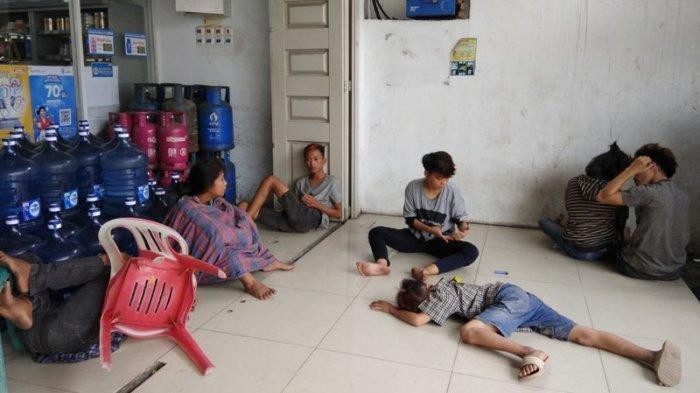 Akibat Sistem Daring Selama Pandemi Covid-19, Jumlah Anak Terlantar di Medan Meningkat