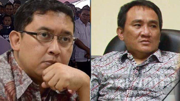 Respons Fadli Zon Usai Andi Arief Kritik Prabowo Subianto, Ferdinand Hutahaean Bilang demi Menang