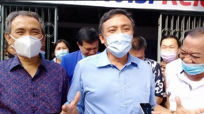 Andi Mallarangeng dan Andi Arief Turun ke Medan untuk Pastikan Mesin Partai Demokrat Bergerak