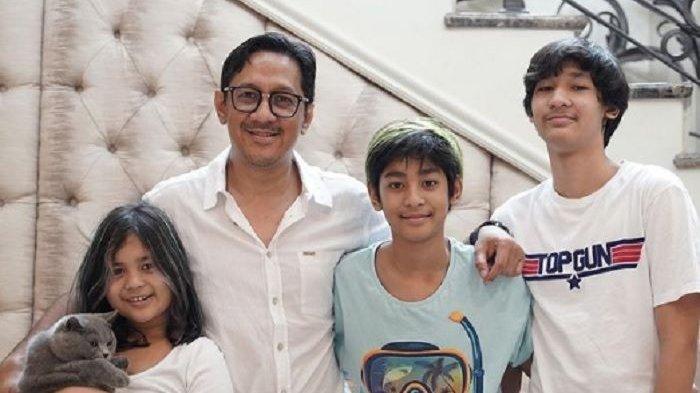 Andre Taulany Tolak Tawaran Bekerja di Akhir Pekan, Pilih Luangkan Waktu untuk Anak-anak