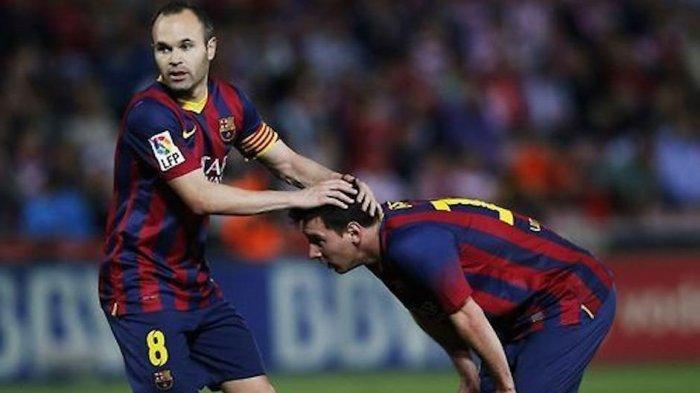 Lengkap Sudah di Copa America 2021, Messi Bikin Iniesta Salut, Tak Mau Pindah ke Lain Hati