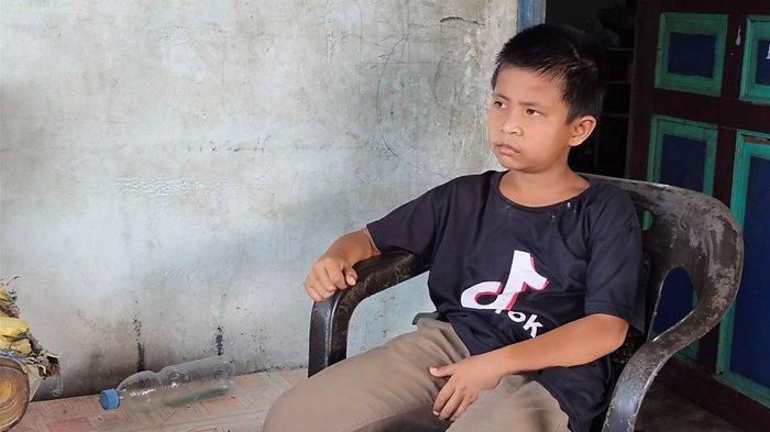 Bocah Tanjungbalai Kecanduan Bensin Jadi Korban Buli, Pernah Dibakar dan Disuruh Minum Air Seni