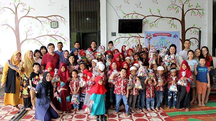 Bersama Anak Panti Asuhan, Panen Care Hadirkan Keceriaan
