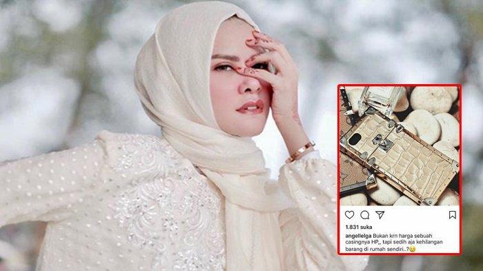 Nyaris Publik Tak Tahu, Angel Lelga Ternyata Miliki Putri Semata Wayang yang Cantik Benih Sosok Ini