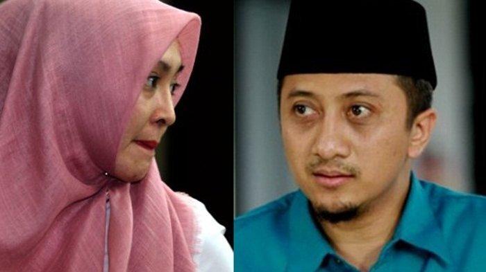 Angelina Sondakh dan Ustaz Yusuf Mansyur