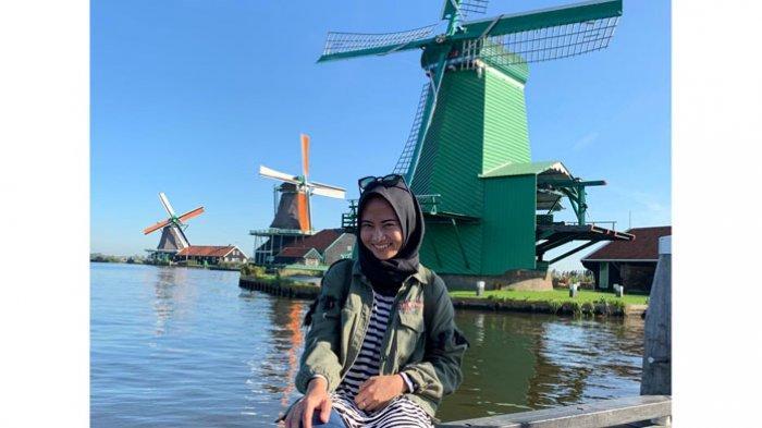 Jalani Ramadan di Belanda, Anggita Rasakan Indahnya Toleransi Antarumat Beragama