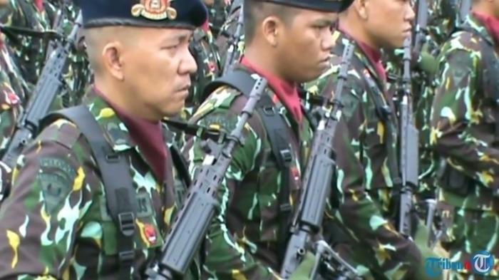 Insiden Nduga - Terbaru Insiden Pembantaian Nduga, 100 Anggota Brimob Dikirim ke Papua via Surabaya