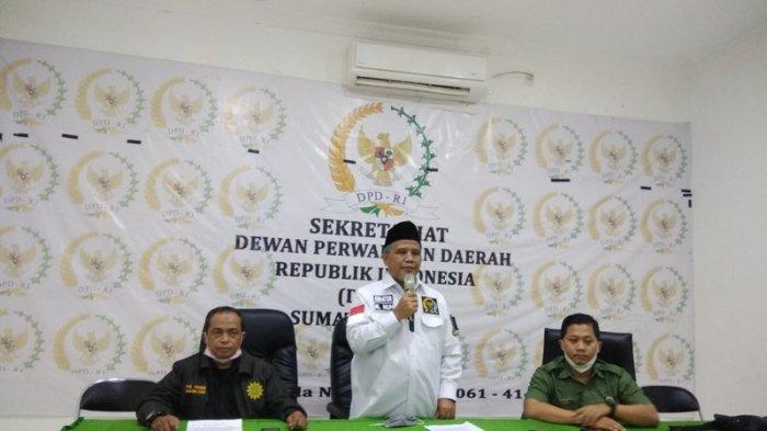 Anggota DPD RI Perwakilan Sumut Buka Posko Pengaduan Pelanggaran Pilkada