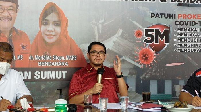 PDIP Samosir Bergejolak Lagi, Keputusan Megawati Tak Digubris, Arteri Dahlan Turun ke Sumut