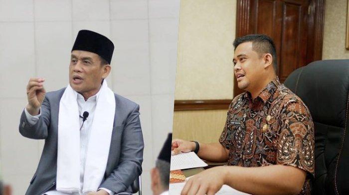 Bobby Nasution Ladeni Serangan Romo Syafii: yang Saya Berhentikan Merupakan Besan dari Bapak Romo