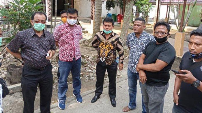 Pasien Hamil Reaktif Covid-19 Ditolak RSUD Siantar, Anggota DPRD Ramai-ramai Datangi RSUD