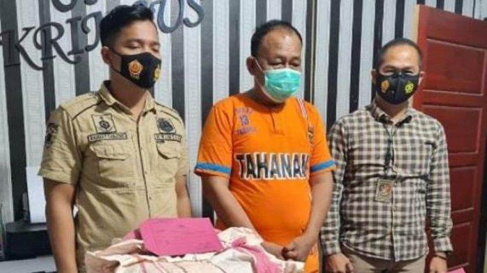 Anggota DPRD Tulang Bawang Barat ditahan karena membuat laporan palsu