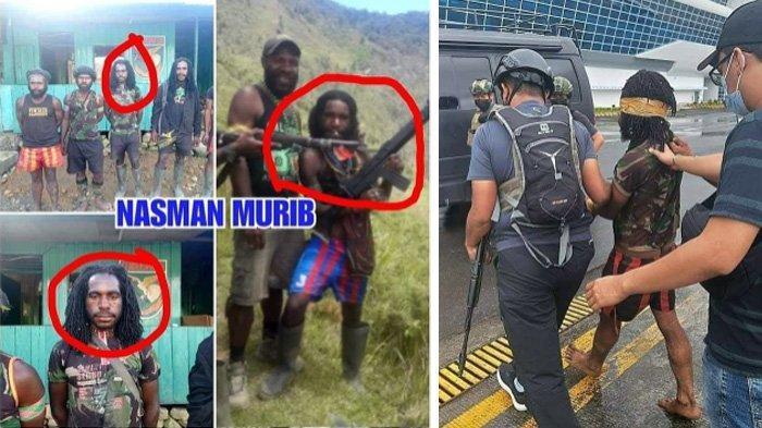 Terkini KKB Papua: 5 Orang Ditangkap di Kabupaten Puncak