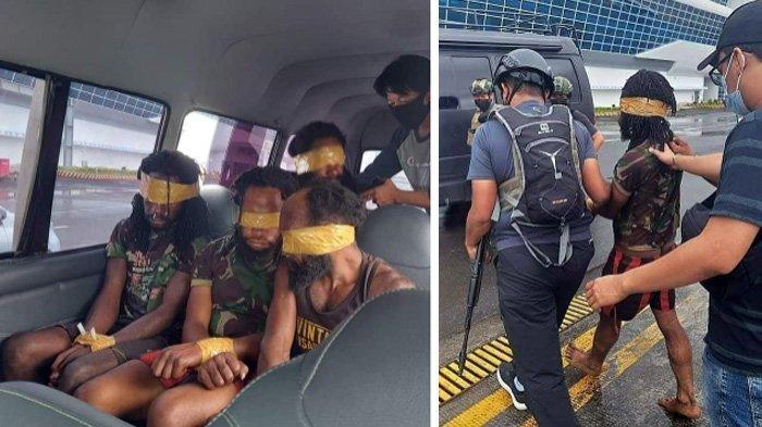 Anggota KKB OPM ditangkap
