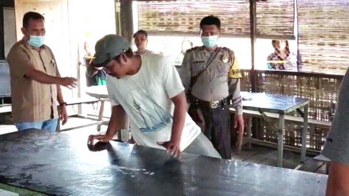 Kesaksian Pemilik Warung Tuak Detik-detik Oknum Tentara Tikam Pensiunan Polisi