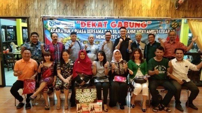 Tribun Family Card Premium Jalin Silaturahmi Menyambut Lebaran 2019