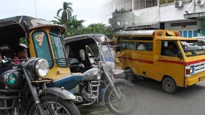 Berikut No Trayek Serta RuteSudako dan Angkutan Umum Legendaris di Kota Medan