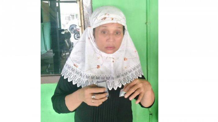 Amriyani Nur Siregar, Nenek Dua Cucu yang Pilih Profesi Sebagai Pengedar Sabusabu
