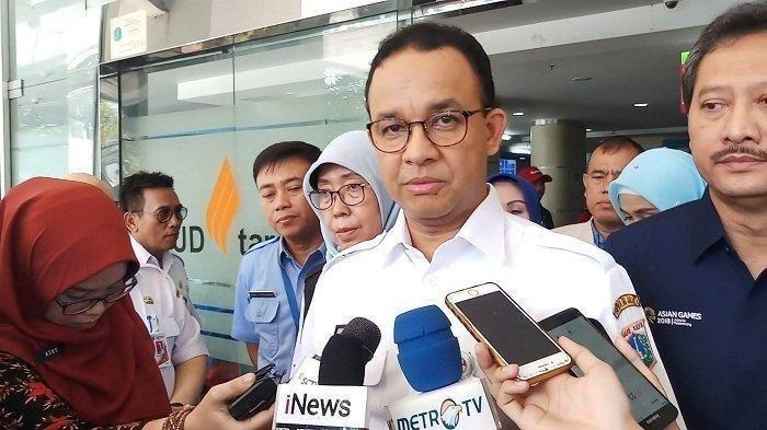 Reaksi Gubernur DKI Anies Baswedan, Nelayan Diusir Petugas Satpol PP DKI dari Pulau Reklamasi
