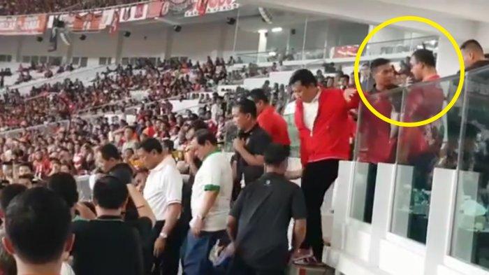 Anies Baswedan Dilarang Turun ke Lapangan saat Persija Juara, Videonya Viral