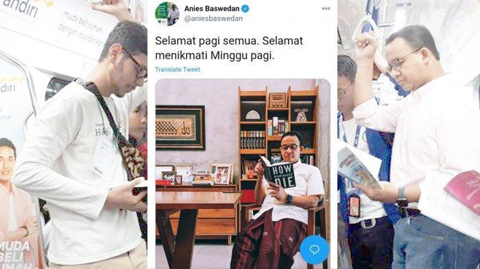 Jika Anies Baswedan Berfoto Membaca Buku Enny Arrow, Apakah Ia Lantas Dianggap Cabul?