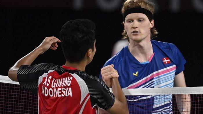 Piala Sudirman 2021, Indonesia Melaju ke Perempat Final, Sektor Tunggal Jadi Sorotan