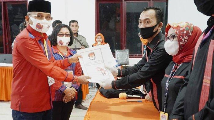 Beda Pendapat Bawaslu dan KPU Simalungun soal DPS Bacalon Bupati Anton Achmad Saragih
