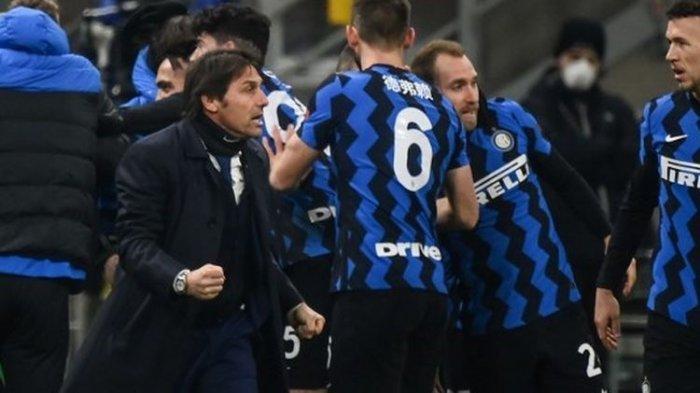 HASIL LIGA ITALIA - Inter Milan Juara Scudetto Serie A Liga Italia, Atalanta vs Sassuolo Imbang