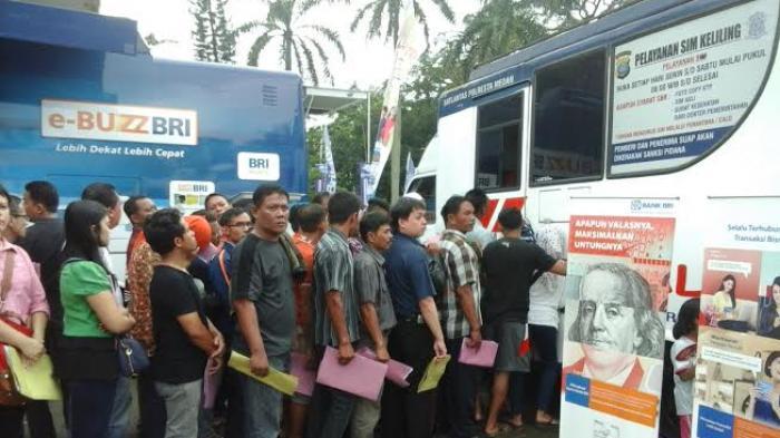 Susah Urus SIM? Kapolrestabes Medan Sarankan Warga Datang ke Lokasi Car Free Day