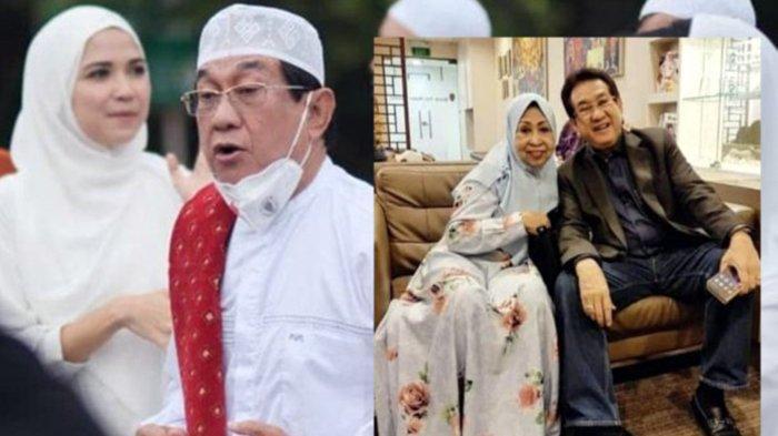 Duka Mendalam Dirasakan Aktor Senior Anwar Fuady, Istri Tercinta dan Anak Sulungnya Meninggal Dunia