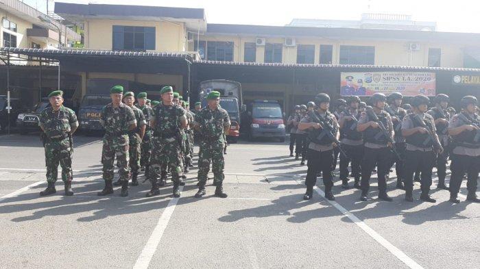 728 Pasukan Gabungan Siap Amankan Perayaan Imlek ke 2571