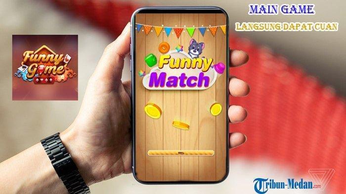 Aplikasi Game Penghasil Uang Funny Match, Main Game Langsung dapat Cuan