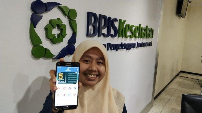Layanan Digital Mobile JKN, Akses Pelayanan Kesehatan Cukup Dikendalikan Lewat Ujung Jari