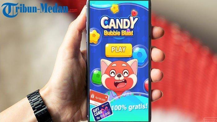 Cara Mudah Dapat Cuan dari Aplikasi Penghasil Uang Candy Bubble Blast