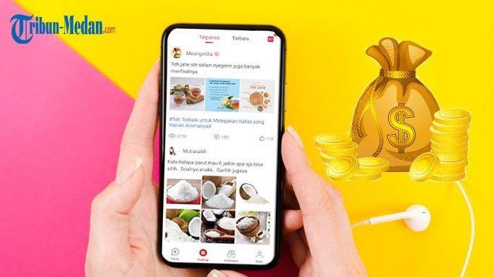 Aplikasi Penghasil Uang Funflip, Hasilkan Uang Tanpa Ribet, Transfer ke DANA, GoPay dan Rekening