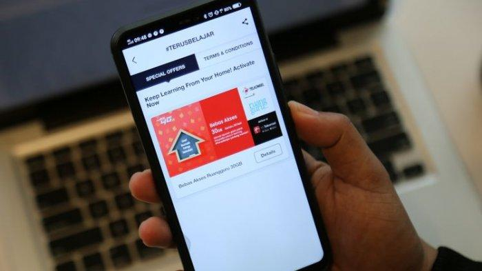 Ruangguru Dapat Diakses Secara Gratis dengan Kuota 30 GB Telkomsel, Begini Caranya