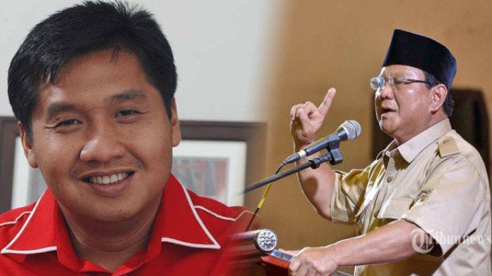 Maruarar Sirait Sebut Prabowo Caper Soal Pidato Korupsi di Indonesia Sudah Seperti Kanker