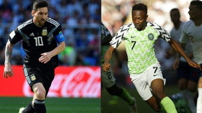 ARGENTINA vs NIGERIA: Duel Hidup - Mati demi 16 Besar Piala Dunia, Live Hari Ini Pukul 01.00 WIB