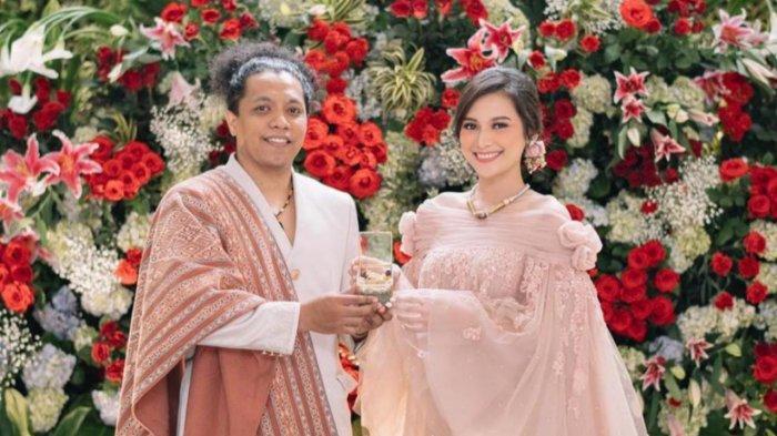 Arie Kriting dan Indah Permatasari Resmi Jadi Suami Istri