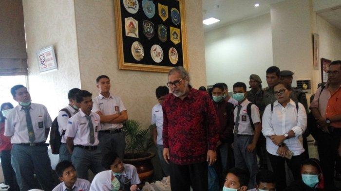 Siswa 'Siluman' Banyak Anak Pejabat, Polda Sumut Akan Periksa Orangtua Pelajar