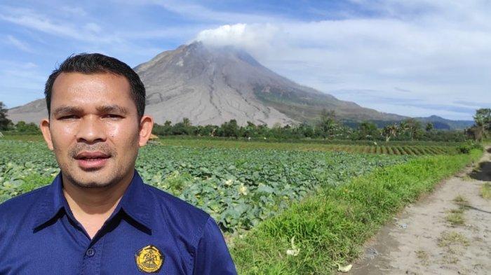 Armen Putra, Pengamat Gunung Sinabung, Ingin Dapat Memberikan Informasi Mitigasi Kepada Masyarakat