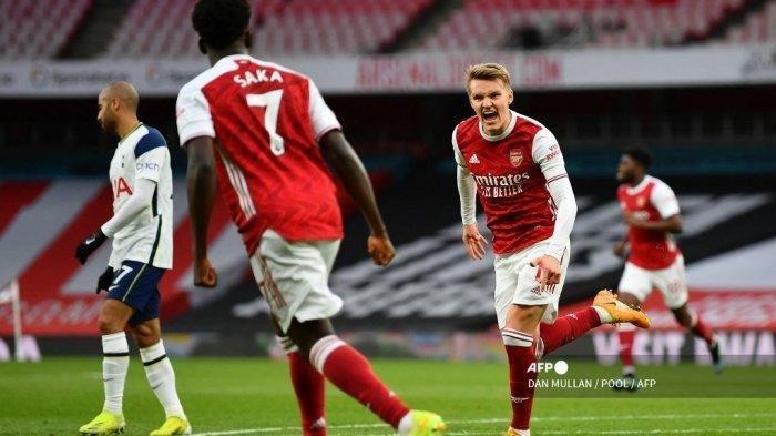 JADWAL Tayang & Prediksi Arsenal Vs Norwich, Momen Arteta Turunkan Kuartet Rp 2,7 T, Live Mola TV