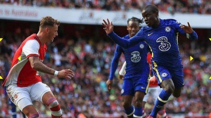 JADWAL Siaran Bola Liga Inggris Pekan Ini, Arsenal Vs Norwich, Leicester Vs Man City, Live Mola TV